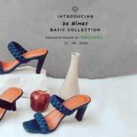 We hear you! Due to popular demand, we're excited to introduce our first collection as the go-to option comfort shoes for your casualeverydayoutfit as your wishes. These are what we call the VAIA basic.   Here's our De Nímes Basic Collection. We balance quality and design, our Basic shoes will bring you astonishing comfort and versatility ✨  Who's super excited?? Tag dan beritahu teman kamu karena 3 orang yang beruntung akan dipilih secara random dan akan mendapatkan sepatu koleksi terbaru VAIA.. winners will be announced on 24 September. Good luck ! -- Exclusive launch only at TOKOPEDIA. Monday 21 . 9 . 2020 . Don't forget to set your alarm _ Shop only at : 🛒 tokopedia.com/vaia-official 📩 Contact@vaia.co.id __ #myVAIA #walkwithVAIA #VAIAlady #genuineleather #localbrand #localbrandid #premiumquality #leatherwork #leathergoods #indonesianleathergood #shoes #fashionblogger #blogger #bloggerstyle #embelishedshoes #embelishedshoes